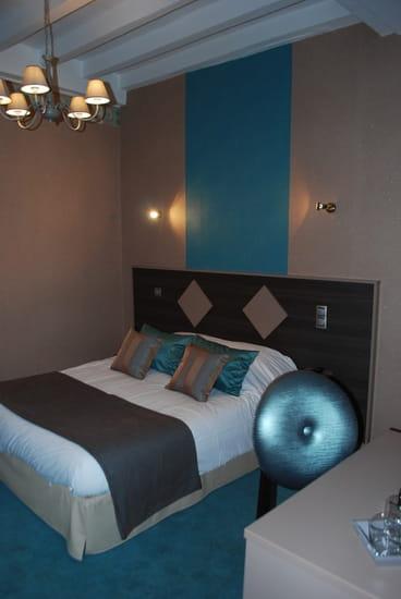 O Prestige  - Chambre patio (refaite Mars 2011) -   © O PRESTIGE