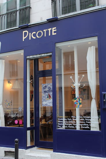 Picotte Paris   © Copyright