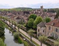 Les villages de nos régions : Bourgogne-Franche-Comté