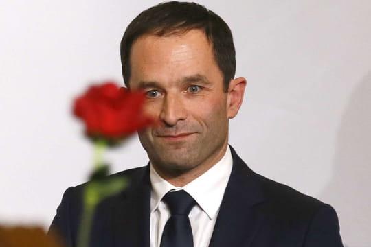 Résultat primaire à gauche: victoire de Hamon, défaite de Valls