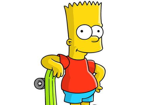 Bart simpson les simpson - Les simpsontv ...