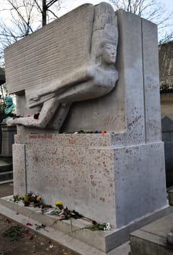 Jaime Pharr - Oscar Wilde à la tombe de Pere Lachaise