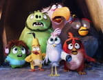 Angry Birds : copains comme cochons