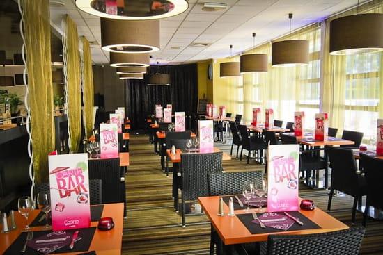 WIN Restaurant du Casino  - Win - vue de jour -