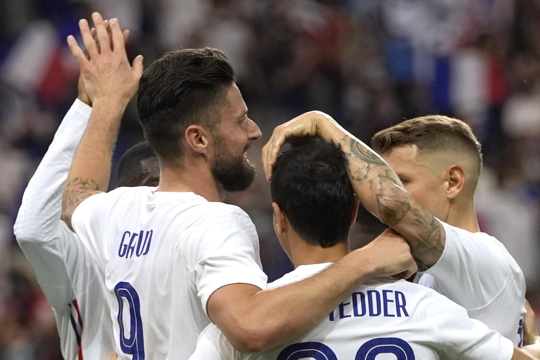 France - Bulgarie: Benzema blessé, Giroud buteur, le résumé et les notes
