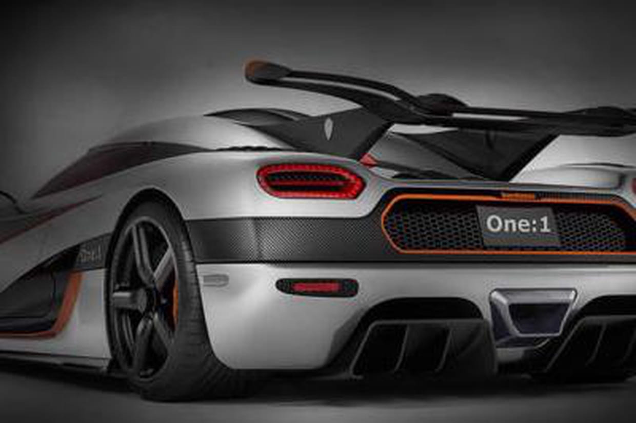koenigsegg one 1 la future voiture la plus rapide et la. Black Bedroom Furniture Sets. Home Design Ideas