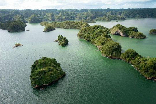 Le Parc national de Los Haitises