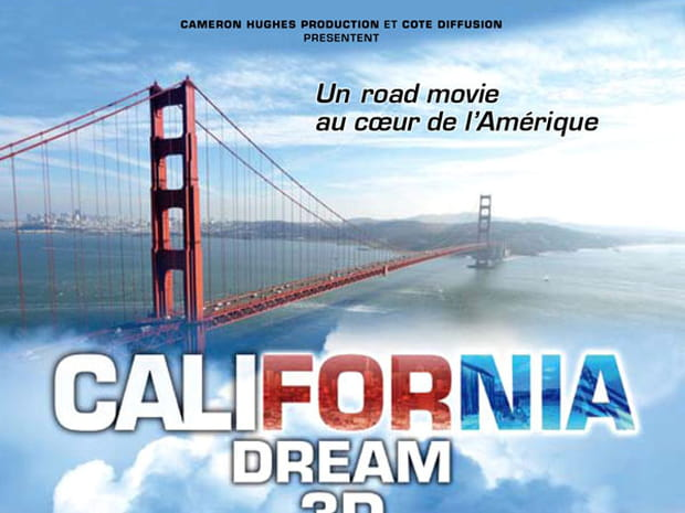 California Dream 3D
