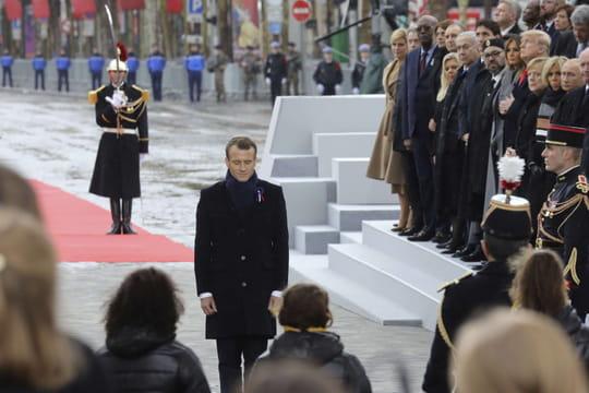 11novembre2018: après la commémoration de Macron, le centenaire continue