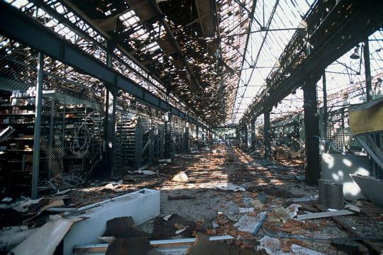 Explosion AZF : les images de la catastrophe