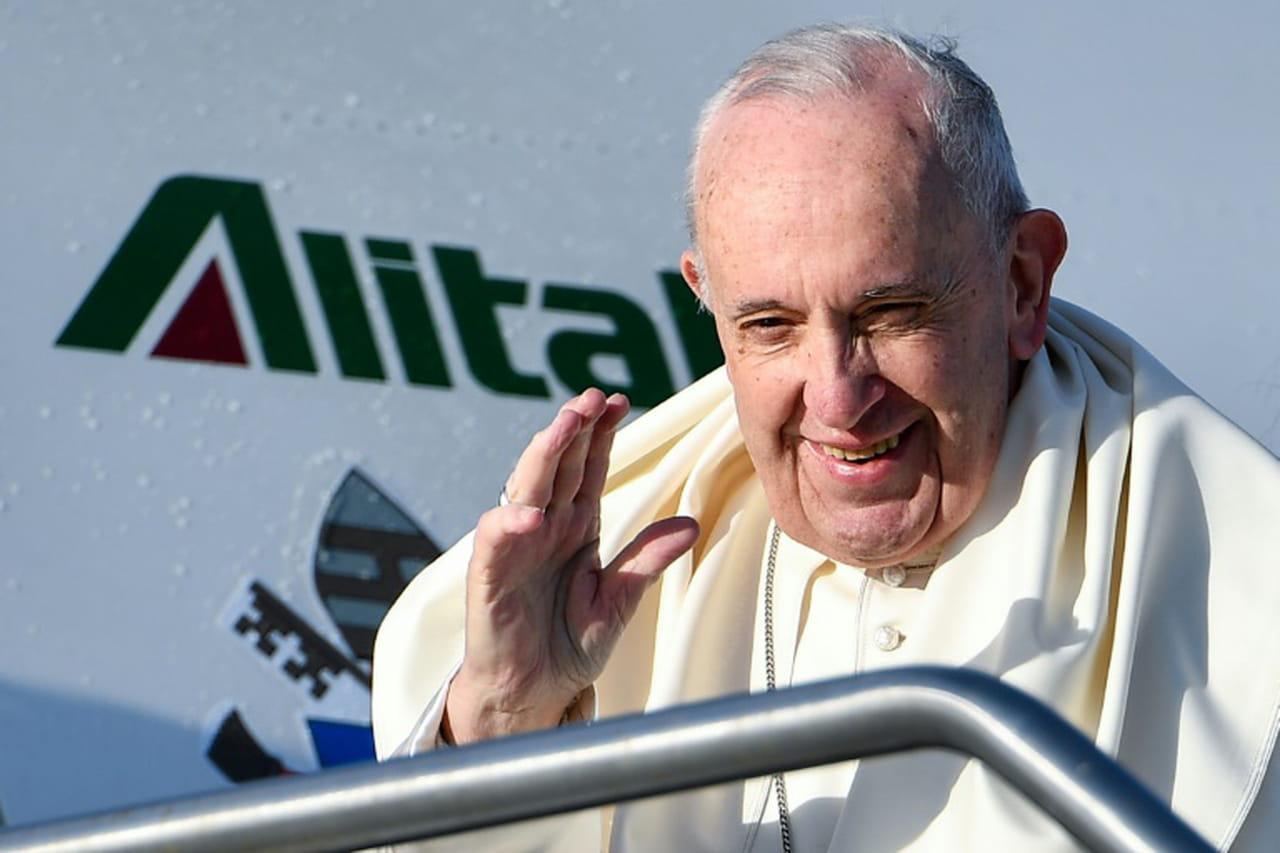Le pape en route pour des JMJ panaméennes axées sur le sort des migrants