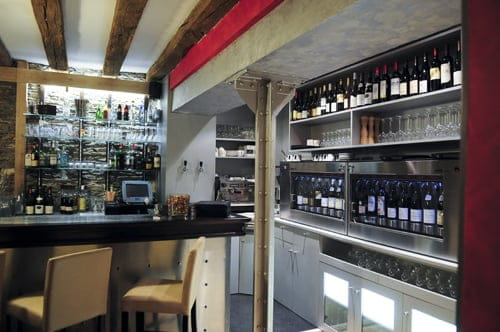 A Cantina  - Bar à vin -   © Vincent Jacques