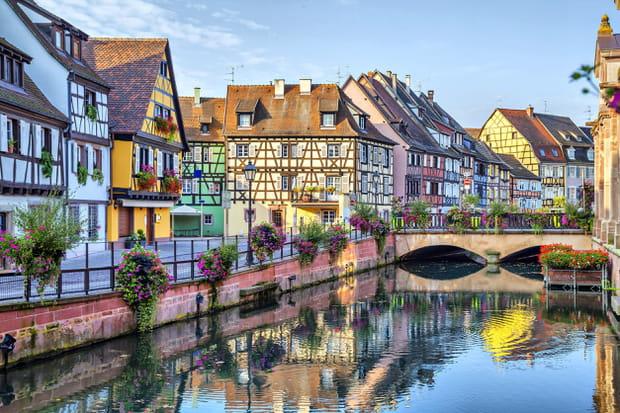 1- Colmar, en France