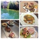 Restaurant : L'Alabic  - Menus de la sorgue  -