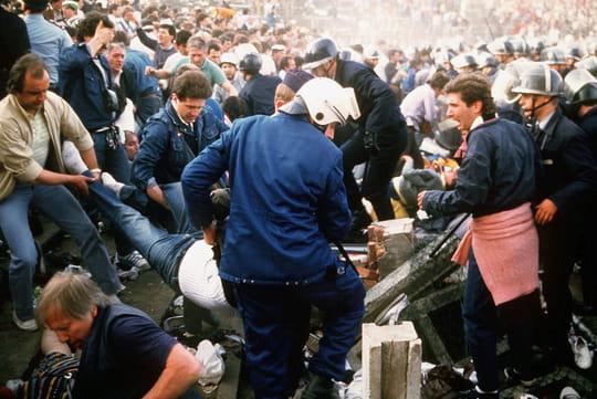 Drame du Heysel: mai 1985, l'horreur dans le stade