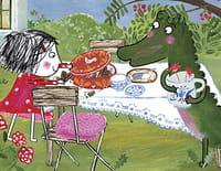 Rita et Crocodile : Les biscuits de Noël