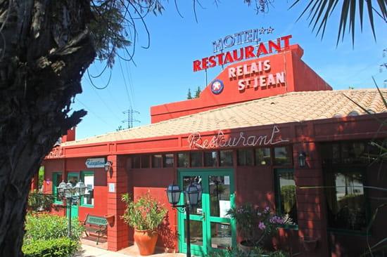 Le Relais Saint Jean  - Entrée Restaurant -
