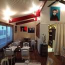 Restaurant la Cuisine  - la salle -   © la cuisine