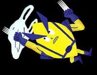 Qui veut manger des super-héros ? : Citron, citrouille