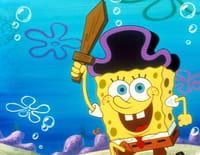 Bob l'éponge : Incorrigible capitaine Krabs. - Faut assurer ses arrières