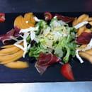 Plat : Le Beverl'inn  - Grande salade italienne -