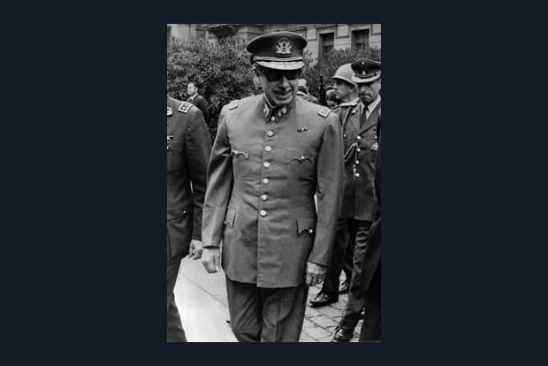Putsch de Pinochet au Chili