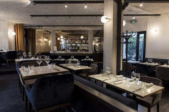 Moulin de la Galette  - salle de restaurant -
