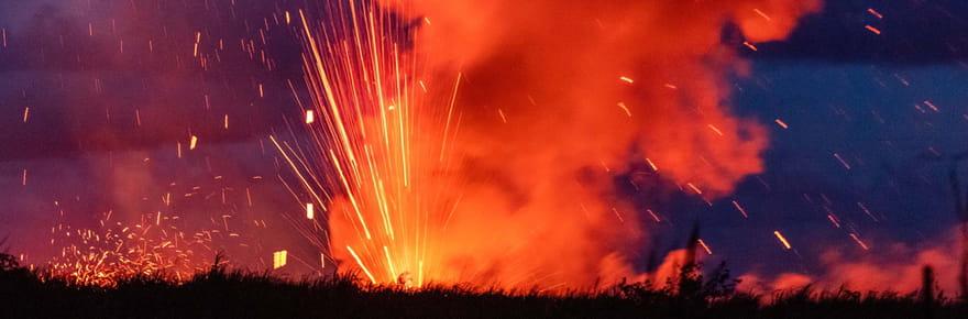 Hawaï: alerte rouge après l'éruption du volcan, quels sont les risques?