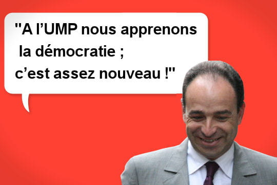 De la démocratie à l'UMP