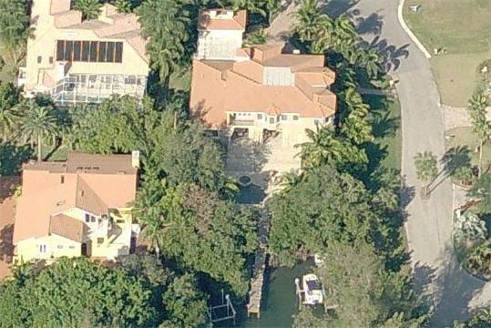 La maison de Maria Sharapova