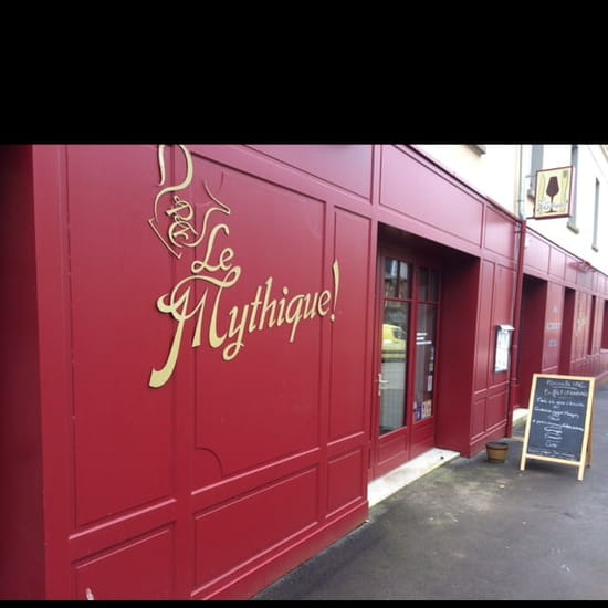 Restaurant : Le Mythique