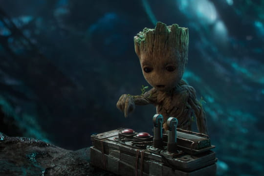 Les Gardiens de la Galaxie 2: Groot plus mignon que jamais dans le premier trailer