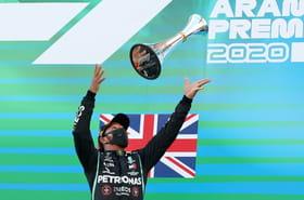 """GP d'Espagne de F1: Hamilton, """"dans la zone"""", retrouve la première place"""