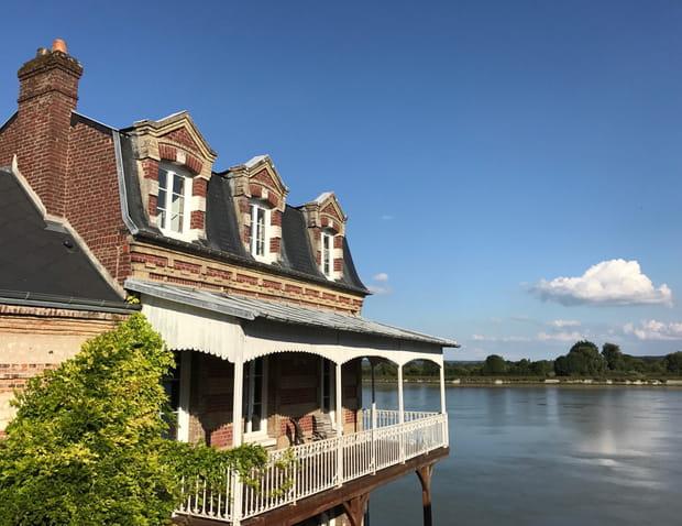 La Maison Plume à Rives en Seine