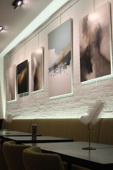Café-Galerie Dubail  - La galerie d'art -   © Café Galerie Dubail
