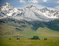 Kirghizistan : Chevaux, les ailes de l'homme