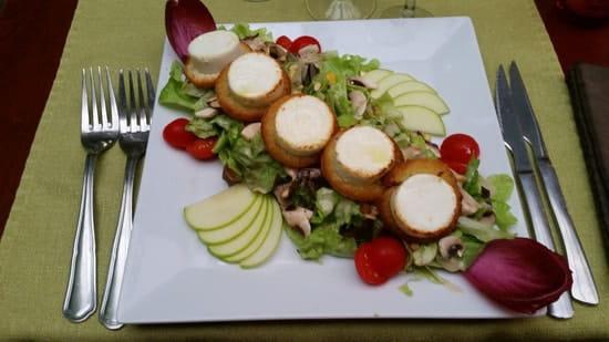 L' Entracte  - Salade Chèvre chaud -