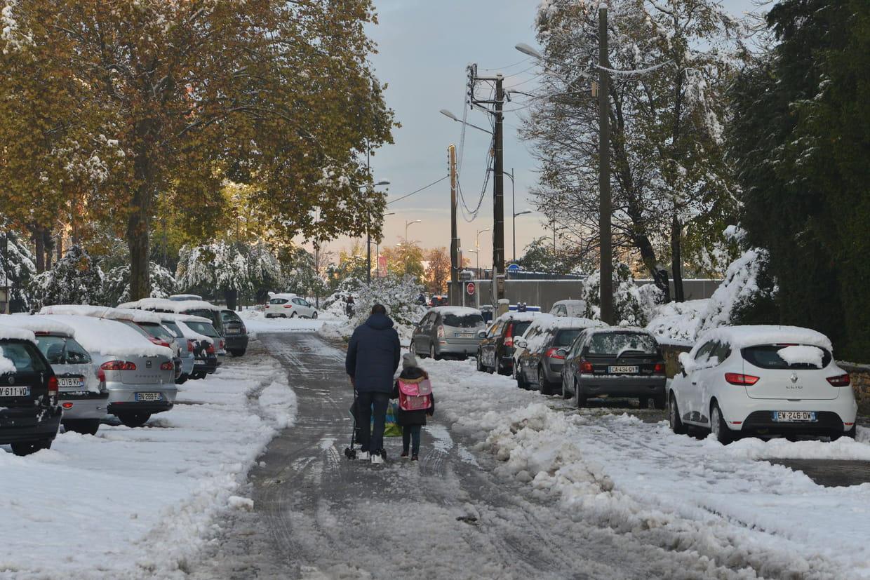 Direct Neige Paris Centre Sud Est Les Previsions Meteo France Pour Ce Week End