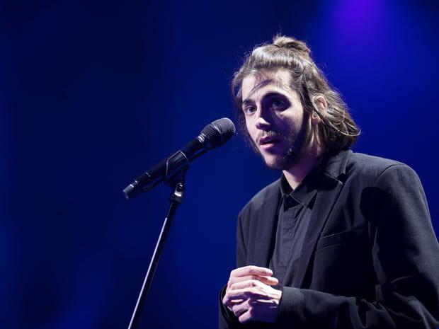 Les plus belles photos de la soirée Eurovision 2017