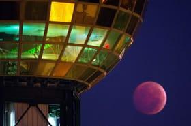 Super Lune: où observer la Lune bleue conjuguée à l'éclipse totale?