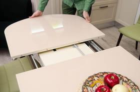 Table à rallonge: en bois, design, petite… Sélection des meilleurs modèles