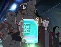 Les gardiens de la galaxie : L'incroyable équipe