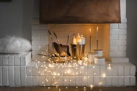 Nos idées pour décorer votre cheminée