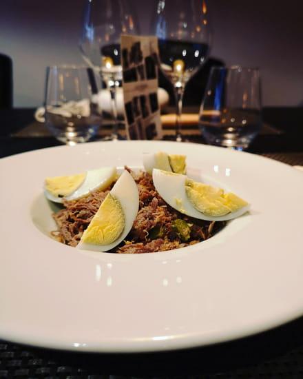 Entrée : La Cuisine à Mémé  - Salade de pot au feu -   © Entree