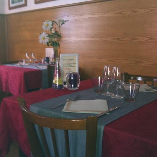 Restaurant : L'Auberge du Cygne  - Salle  -