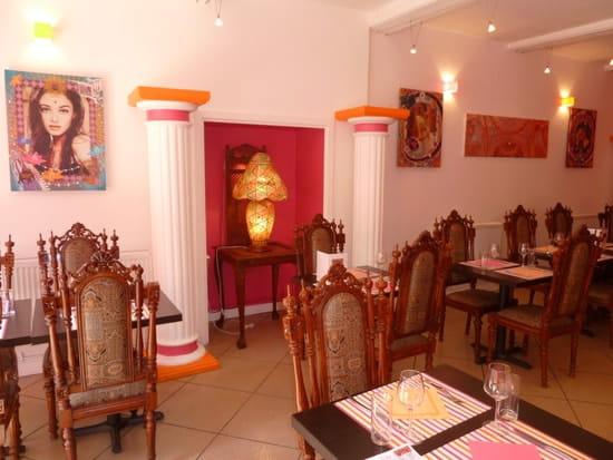 Restaurant indien Shalimar  - vue intérieure du restaurant Shalimar -   © mraja