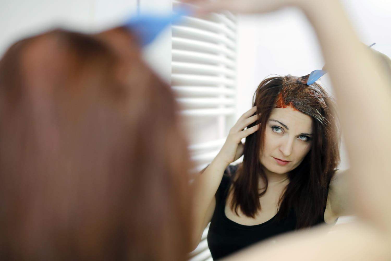 Coloration pour cheveux maison: comment faire, le guide et la sélection