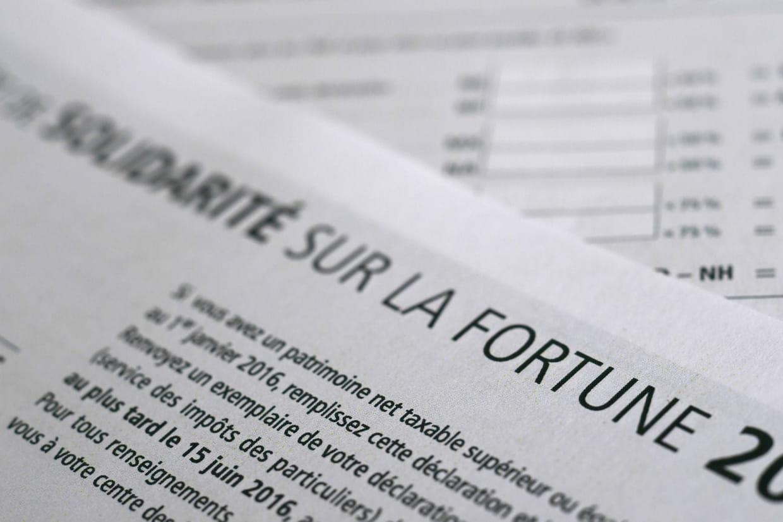 Isf L Impot De Solidarite Sur La Fortune A Tire Sa Reverence