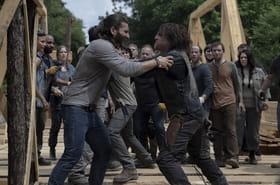 The Walking Dead: bagarre, blessure et mariage... le résumé de l'épisode 2