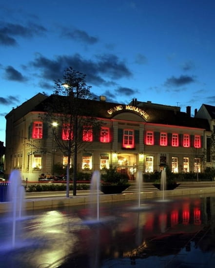 Le Grand Monarque Hôtel &  Spa